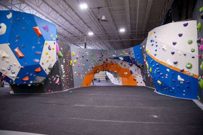 Earth Treks North America's Largest Climbing Gym