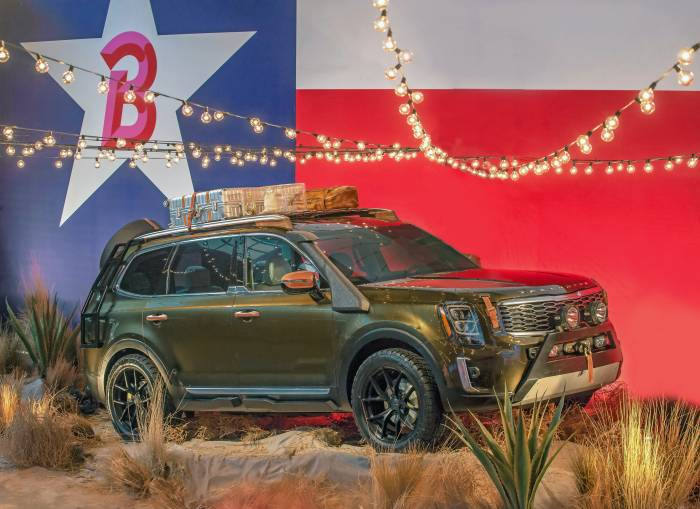 2020 Kia Telluride Luxury Suv Goes From Concept To