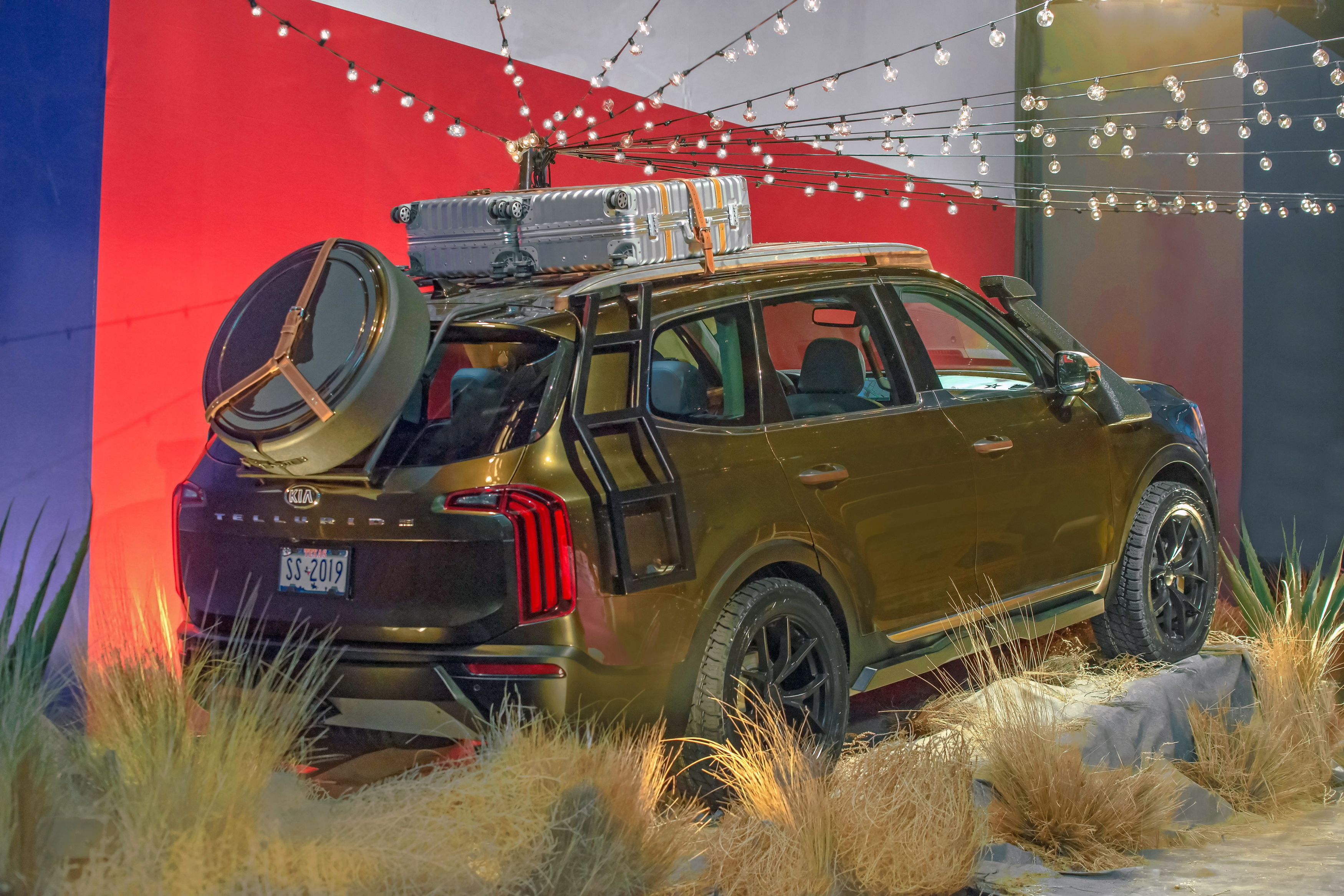 2020 Kia Telluride: Luxury SUV Goes From Concept to ...