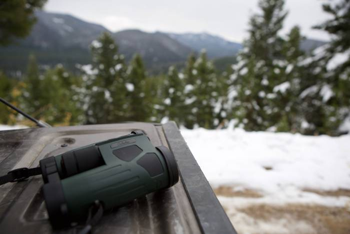 Cabela's hunting optics