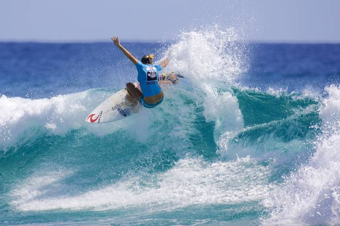World Surf League Equal Pay