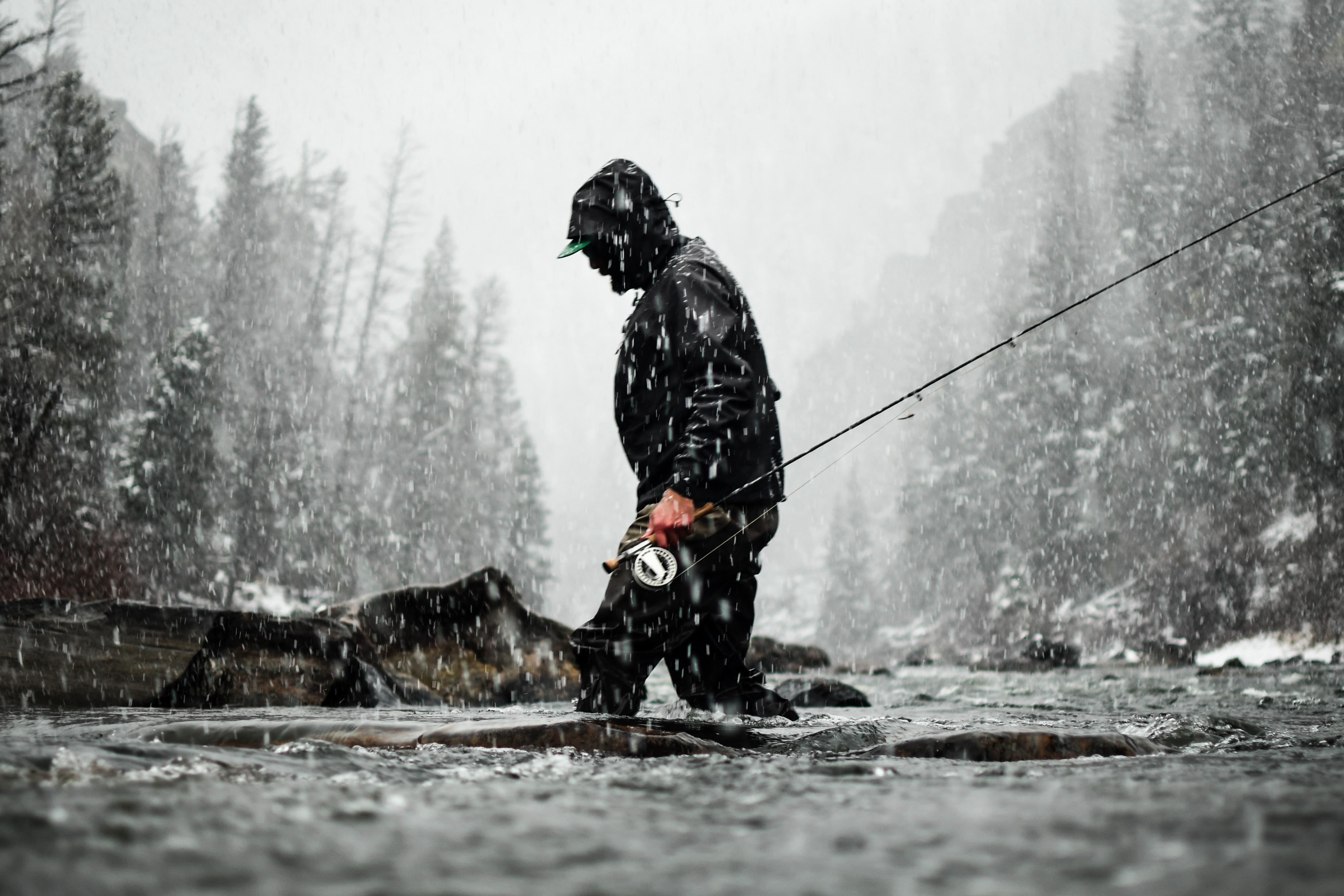 comment faire de belle photo à la pêche