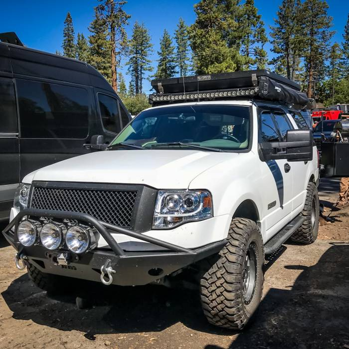 2018 Adventure Van Expo Rowdy Builds For Life Off Road