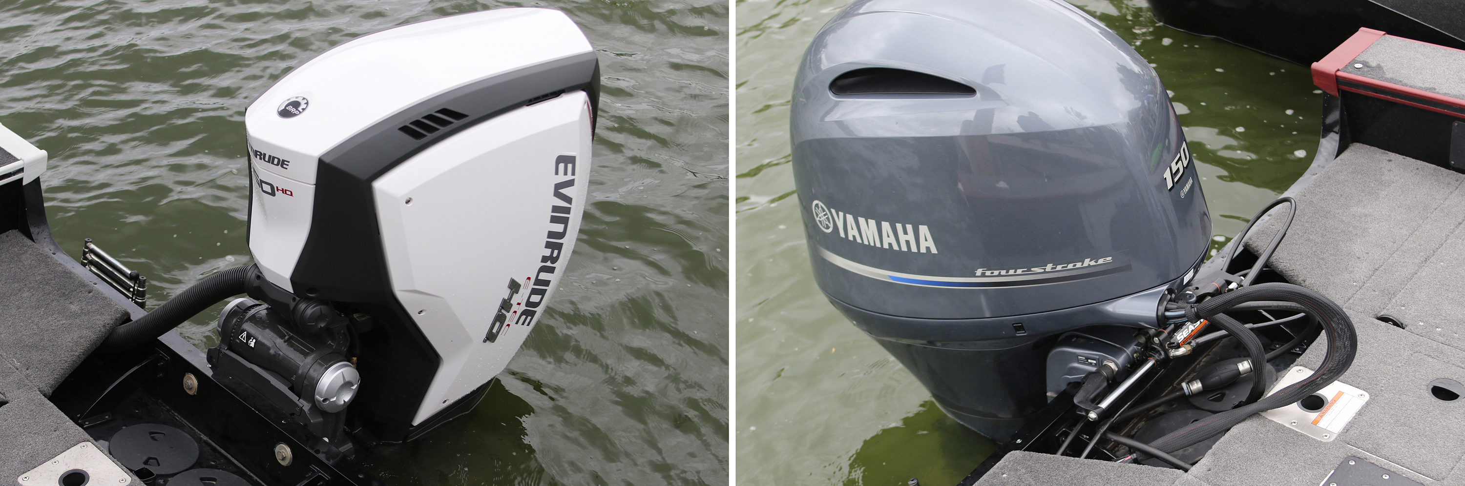 Water Power: 3 Standouts From Evinrude Engines' On-Lake Demo