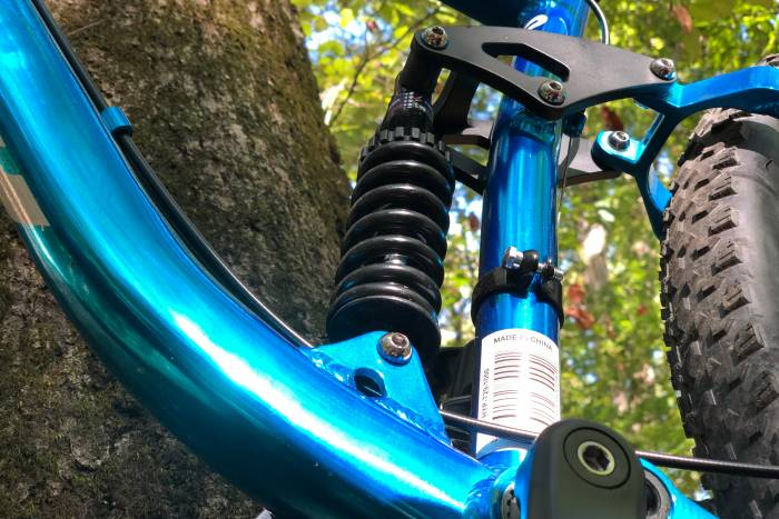 Walmart Hyper Hydroform MTB factory coil suspension