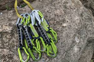 Edelrid Bulletproof quickdraw review