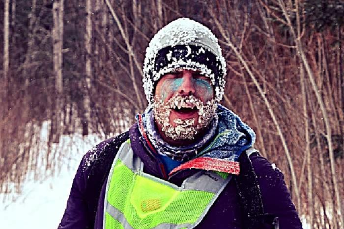 Iditarod champ