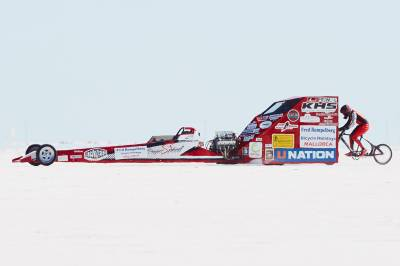 Project Speed 184 MPH record Denise
