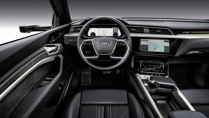 Audi e-tron electric suv