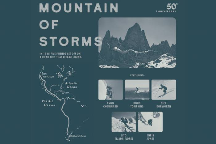 patagonia mountain of storms