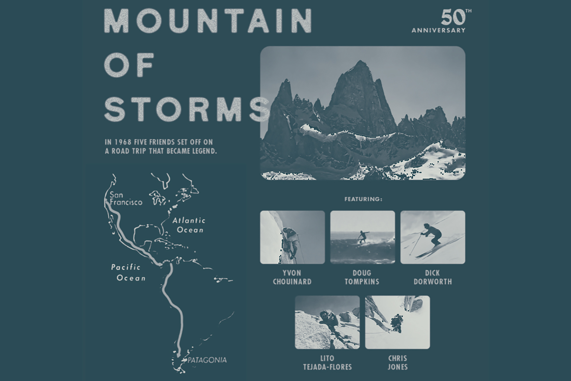 patagonia mountain of storms