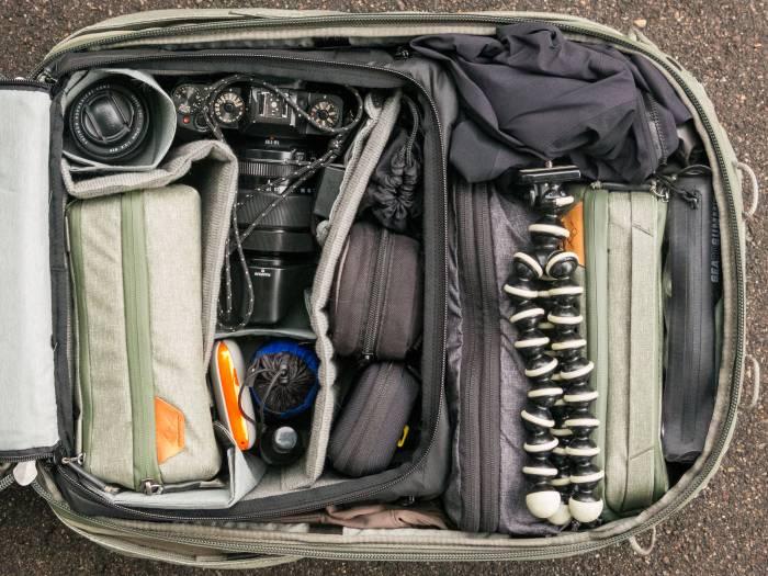 Peak Designs 45L Travel Backpack