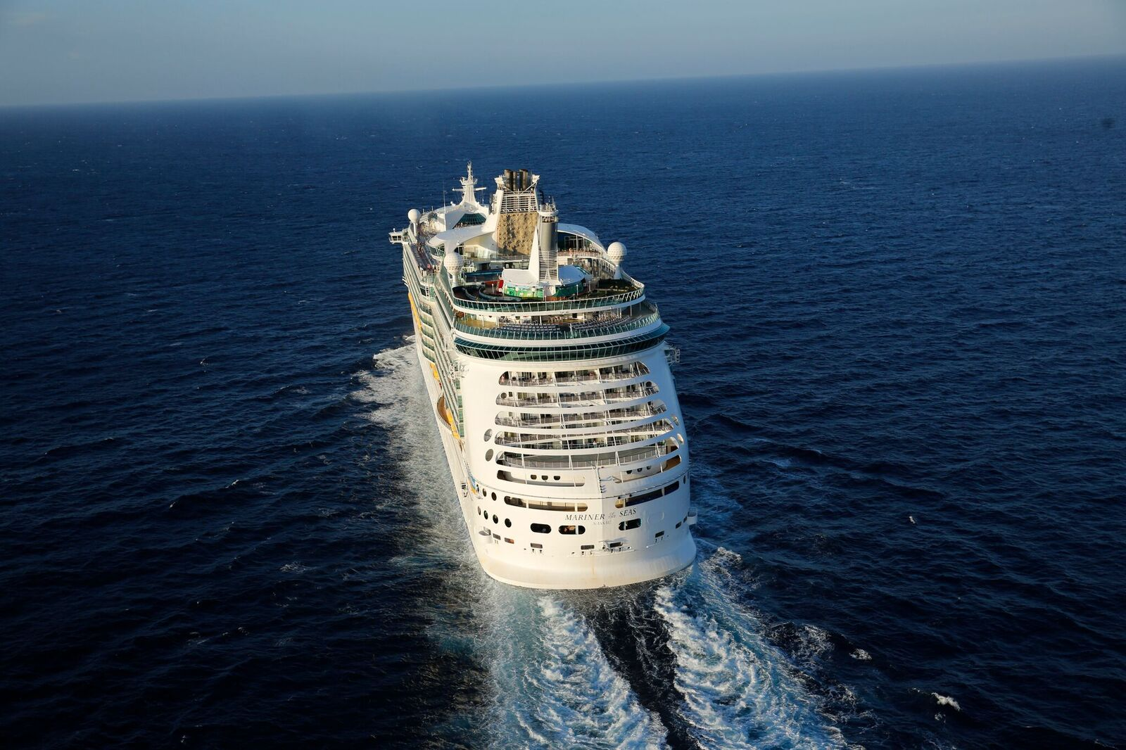 Vacation So Hard All Aboard The Fitness Cruise Ship