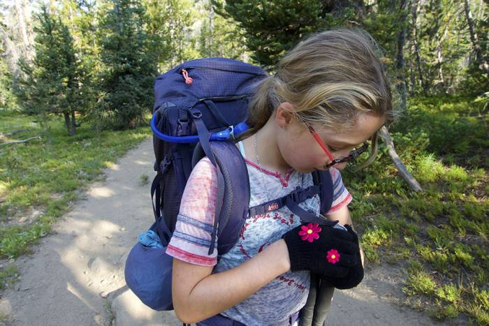 REI Co-op Tarn 40 kid's backpack review