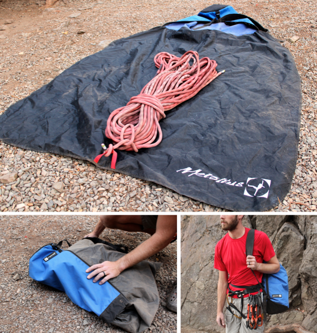 Metolius rope bag