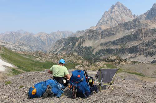 teton crest trail backpacking packing list