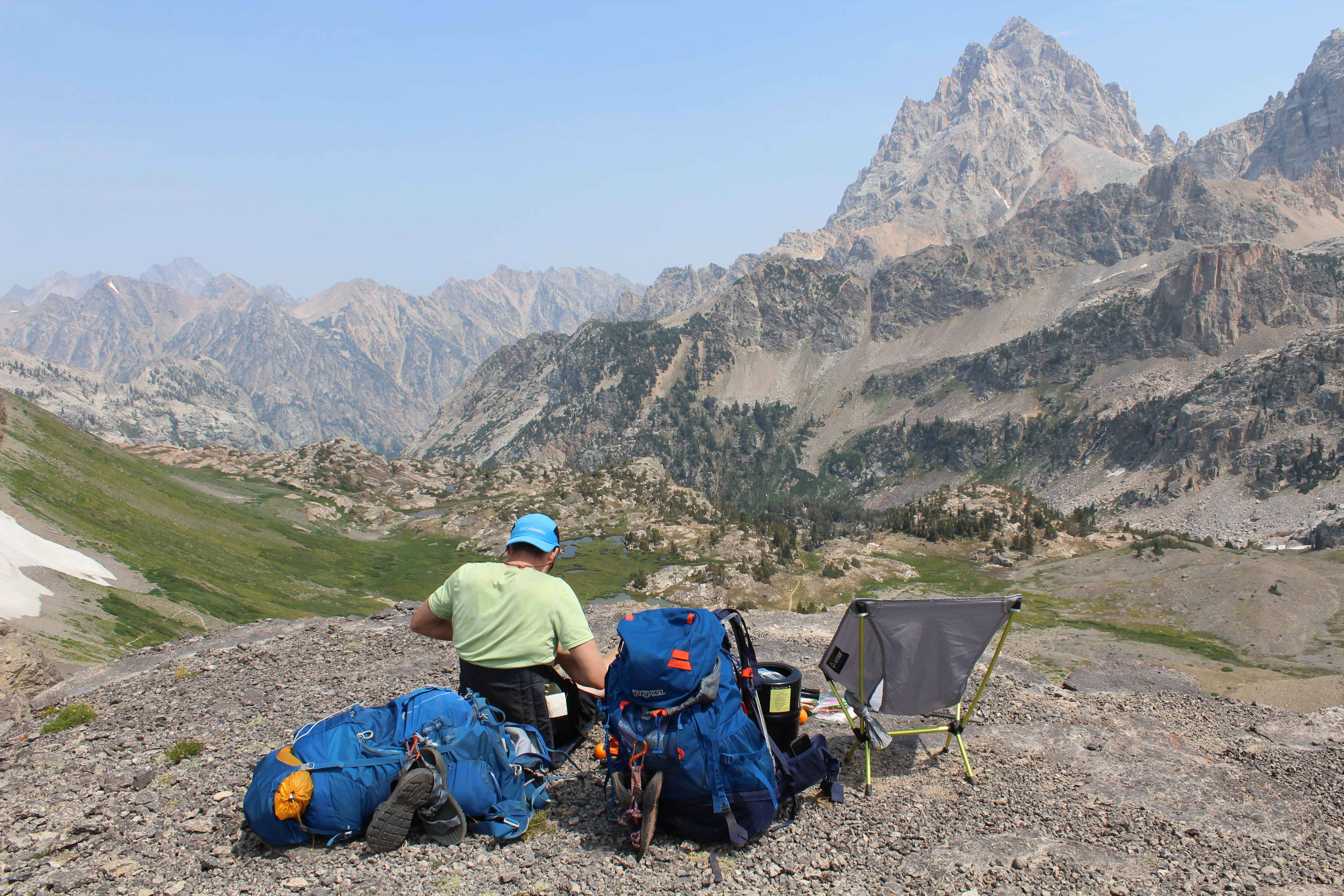 6daa495e12 Teton Crest Trail Backpacking Gear List  Everything We Brought ...