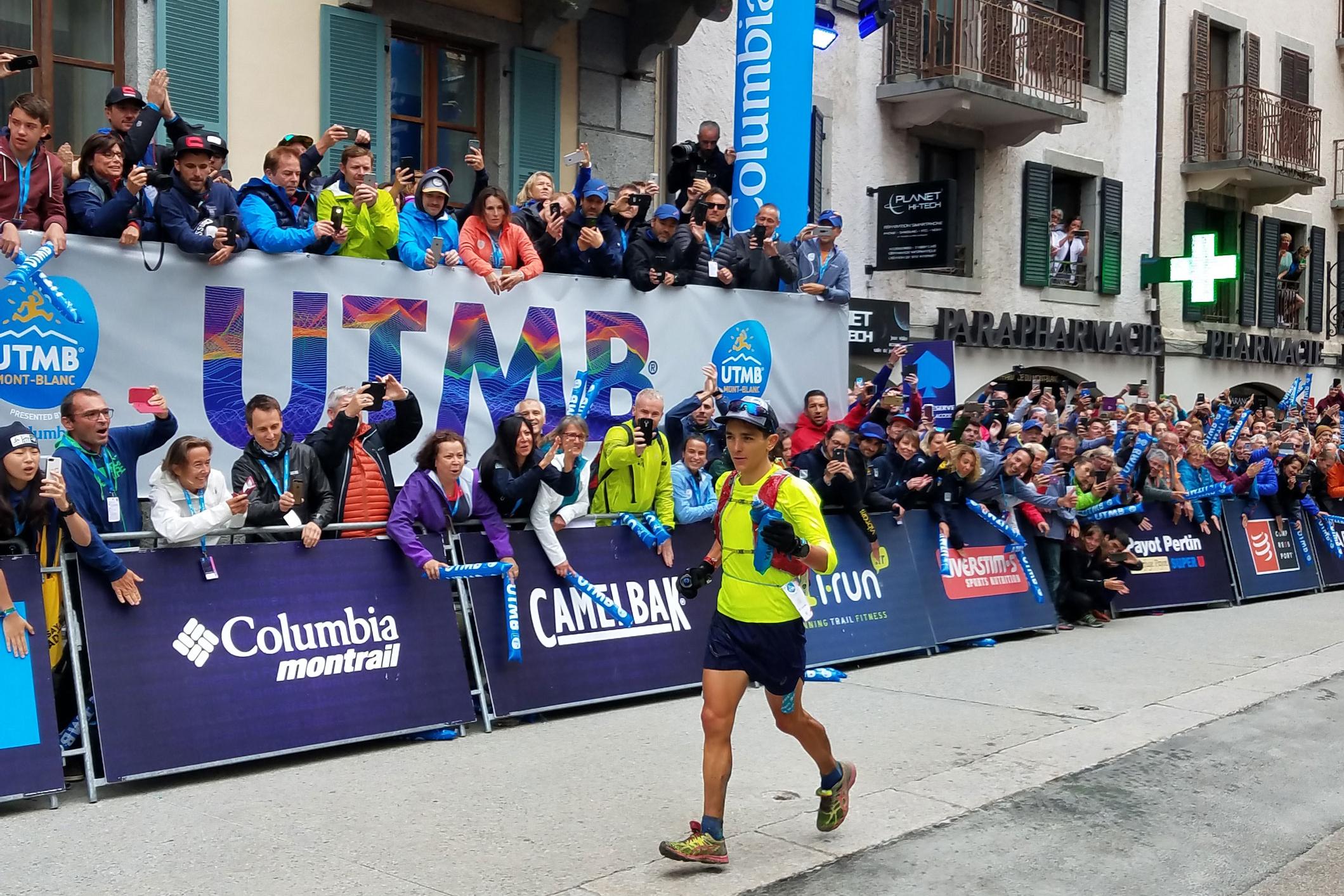 Thévenard Canepa Prevail At Wild Ultra Trail Du Mont Blanc Race Gearjunkie