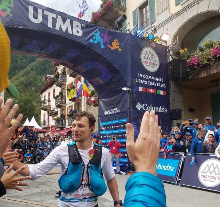 Thévenard, Canepa Prevail at Wild Ultra-Trail du Mont Blanc