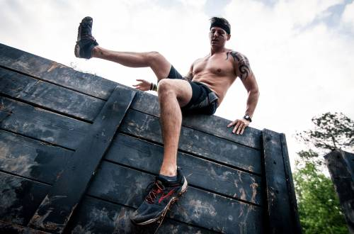 Tough Mudder Chief Obstacle Tester