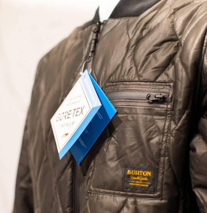 Infinium jacket by Burton