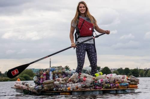 Lizzie Carr Plastic Patrol