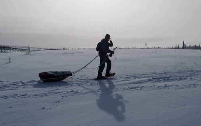 Iditarod shot