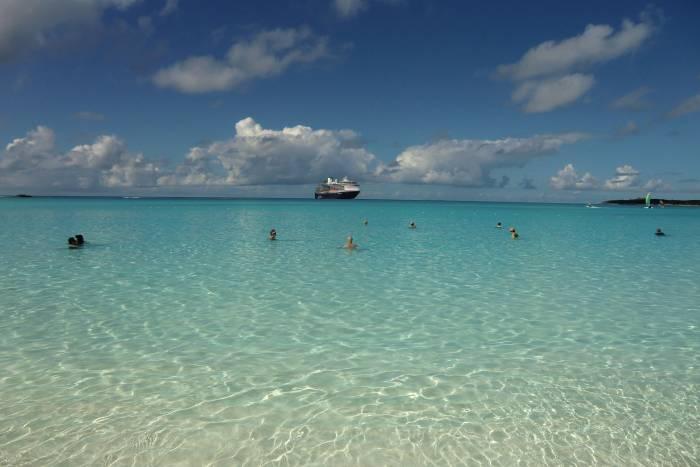 fitness cruise Caribbean