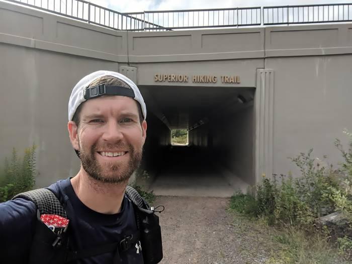 Ajay Pickett Superior Hiking Trail