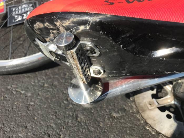 Pitbull pedal