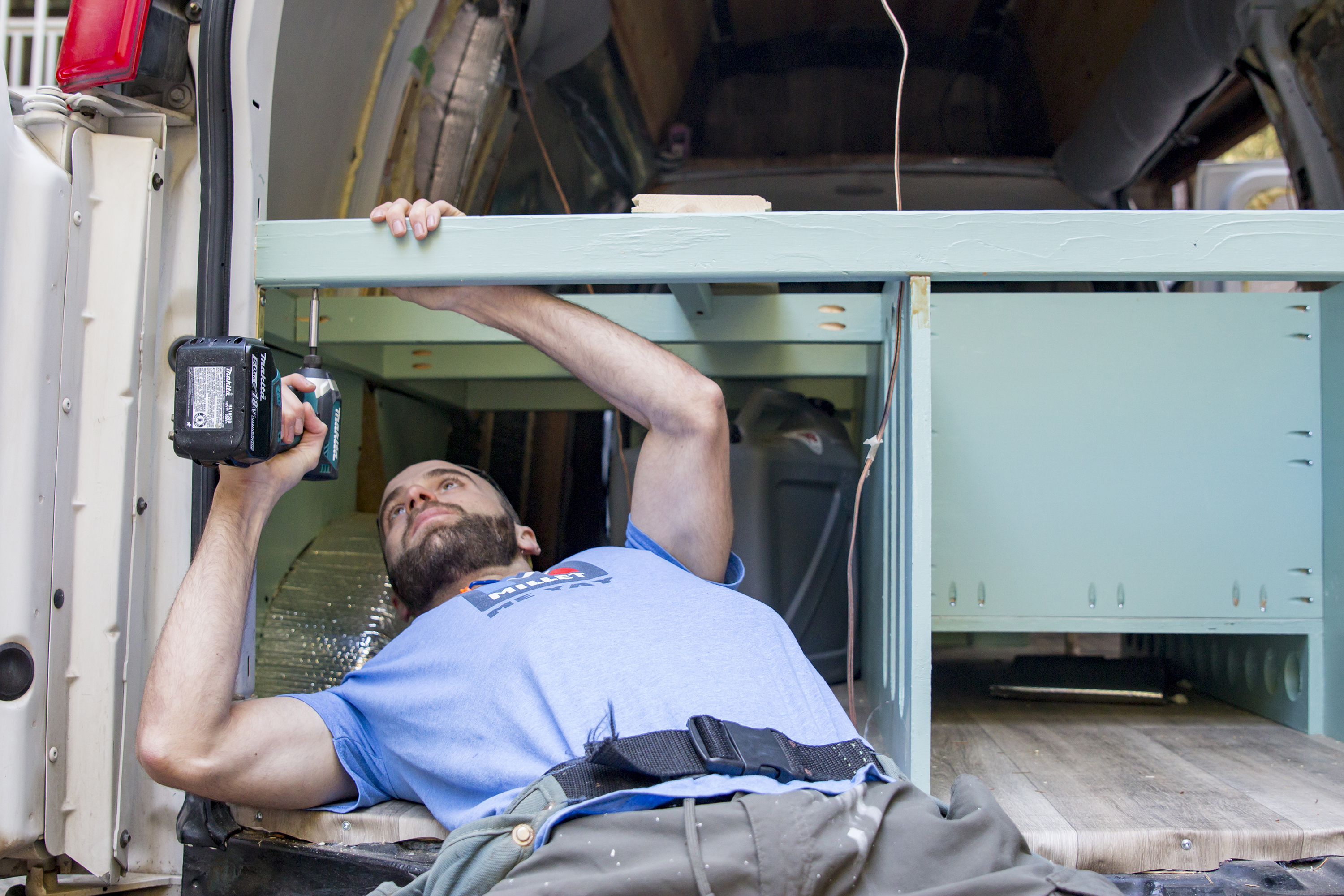 Build Out Your Van: 7 Power Tools Every Newbie Needs | GearJunkie