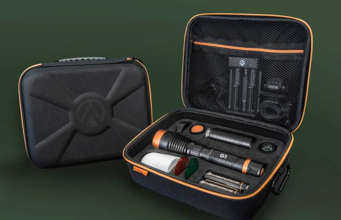 DanForce G1 Pro flashlight modular accessories