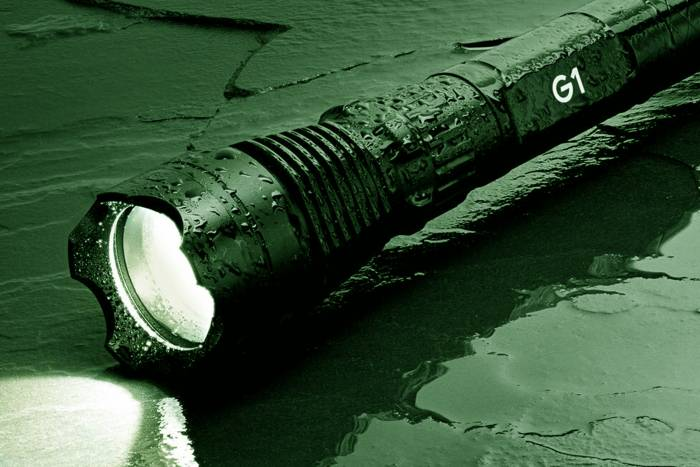 DanForce G1 Pro flashlight