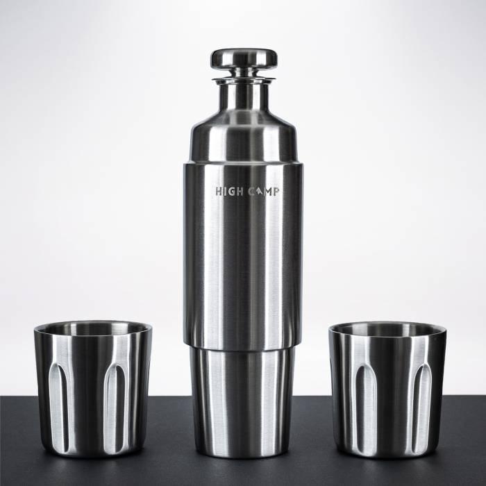 high camp flask
