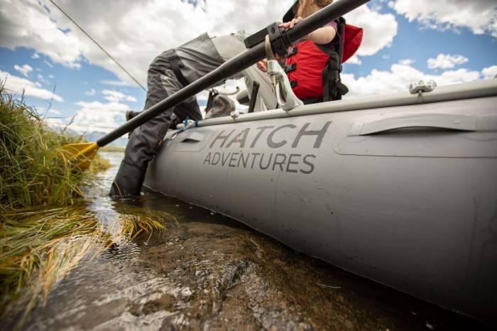 Overview: Hatch Adventures Fishing Rentals