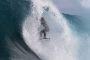 john john florence surfing space