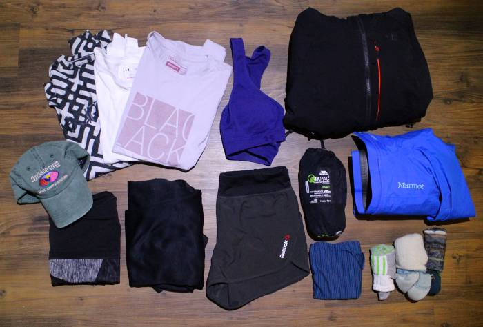 girls apparel for backpacking