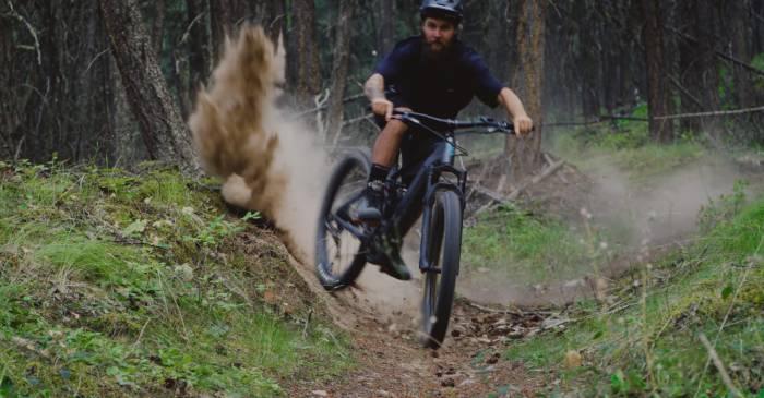 685ff4b80e5 Watch: Graham Agassiz Rips Trail on a Kona E-Bike | GearJunkie