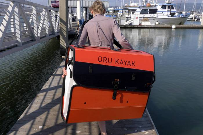oru haven tandem kayak
