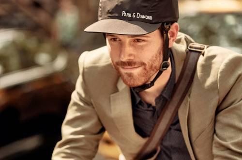 Park and Diamond Bike Helmet