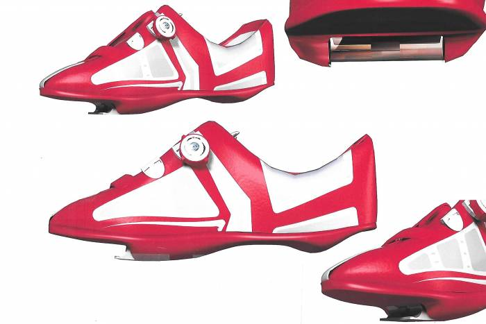 Pitbull pedal shoe