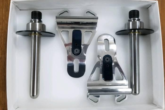Pitbull pedal system