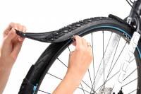 Perfil de bicicleta ReTyre con cremallera