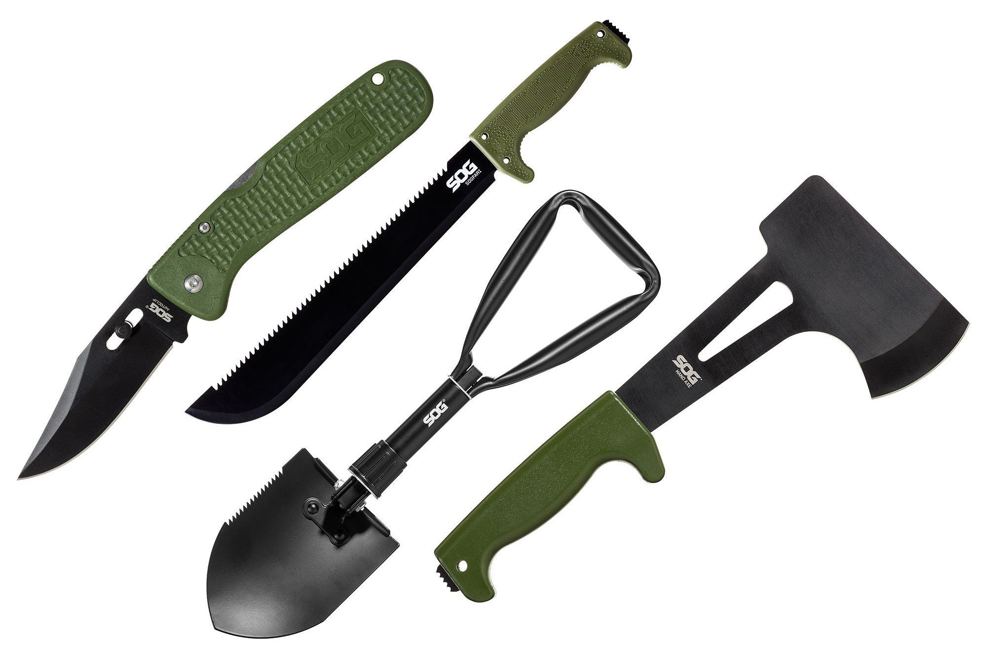 Dig, Cut, Chop: Half-Price Tool Kit Is Just $50 | GearJunkie