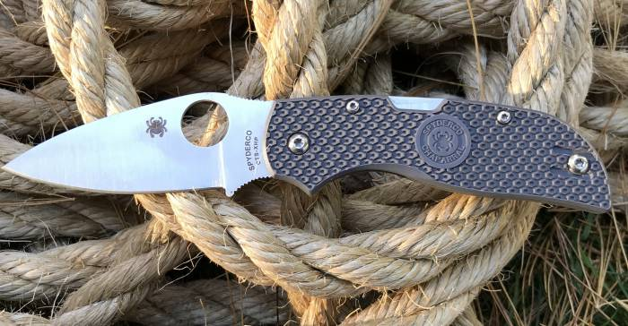 Spyderco Chapparal - Best EDC Folding Knife