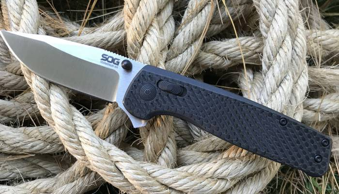 SOG Terminus XR - Best Folding Knife