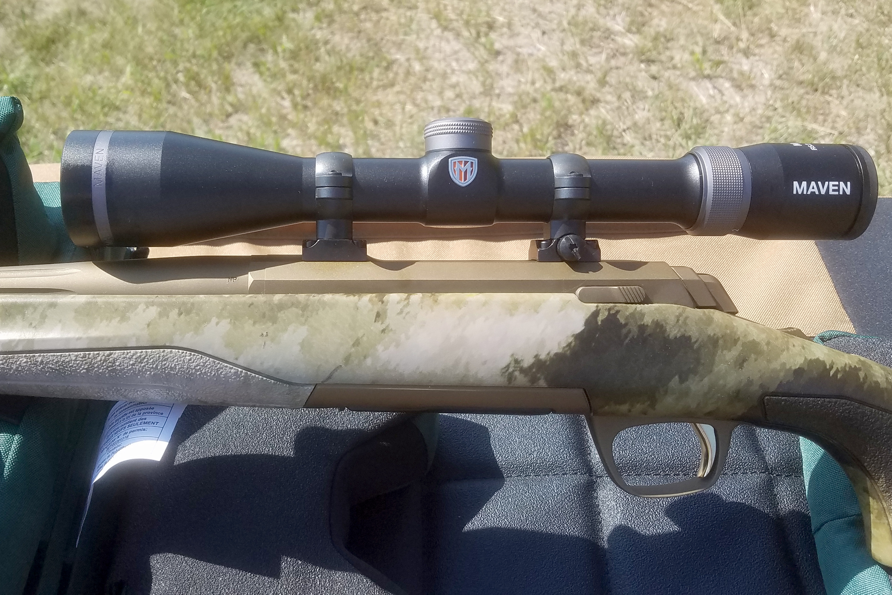 Maven RS 2 Lightweight Riflescope Review: Tested on the