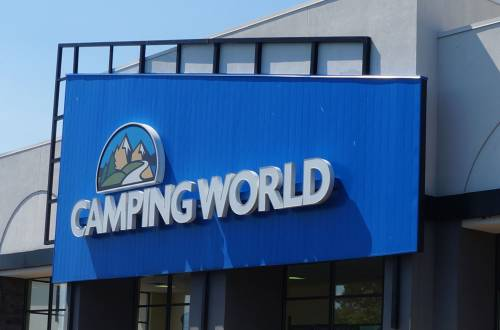 Camping World Store