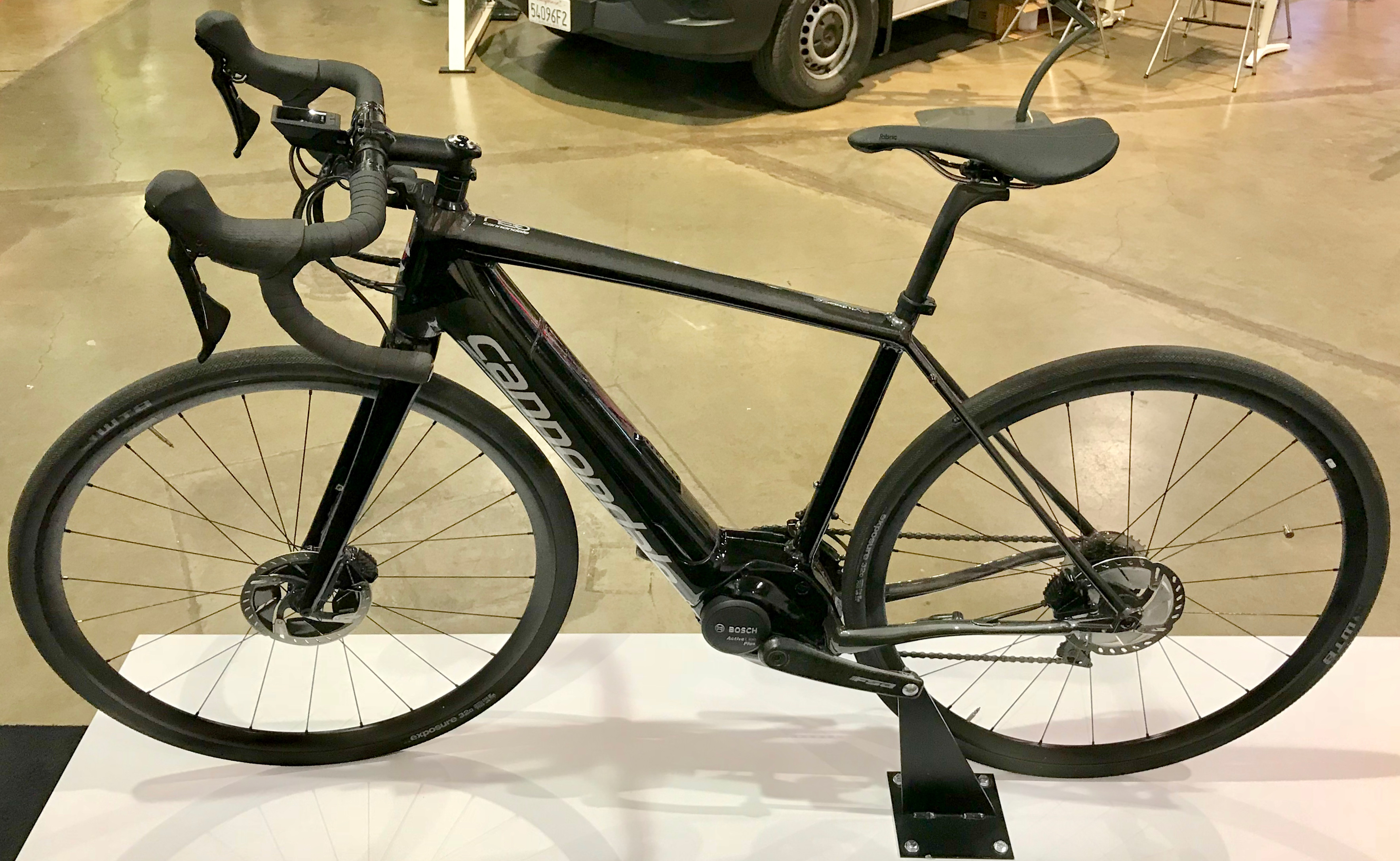 4db4283f5f8 The Synapse NEO has a 20-mph motor assist and is classified as a class 1 e- bike.