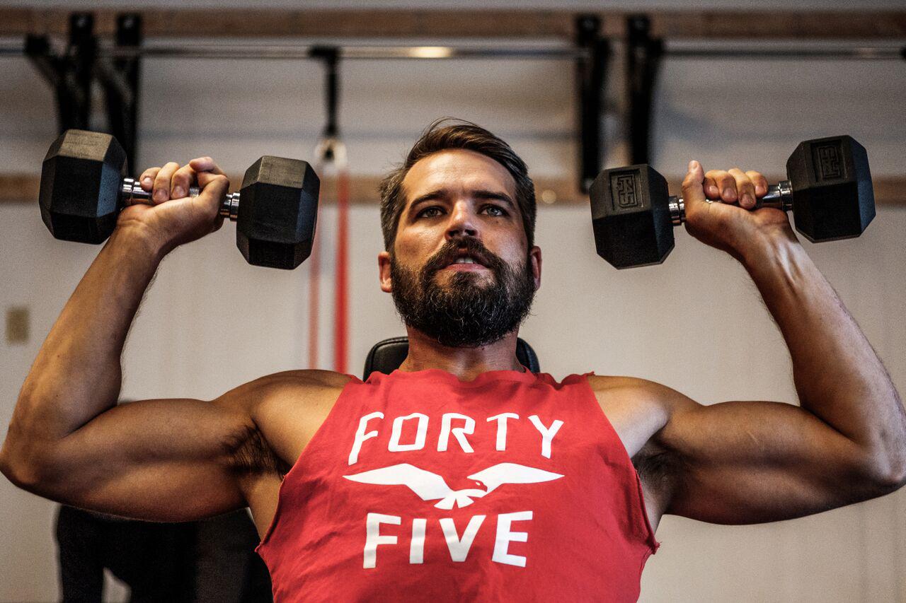 F45 workout